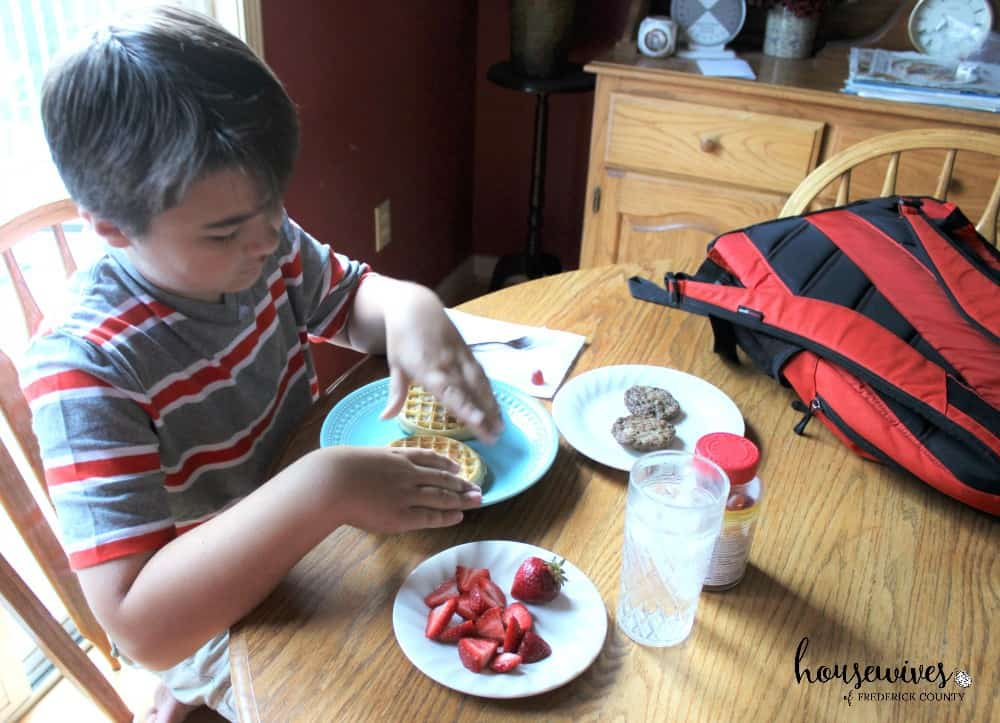 Back to School & Back On Track with Your Kids' Multivitamin
