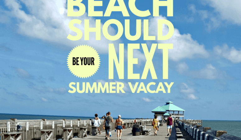 5 Reasons Folly Beach Should Be Your Next Summer Vacay