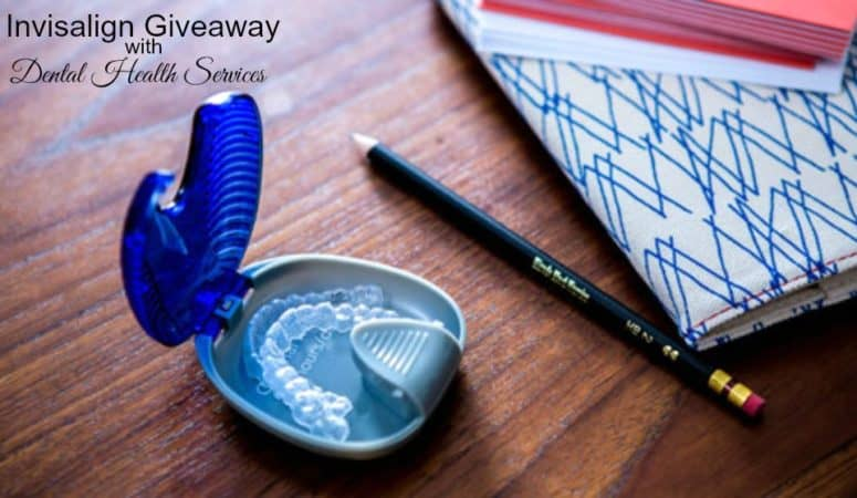 Invisalign Giveaway with Dental Health Services