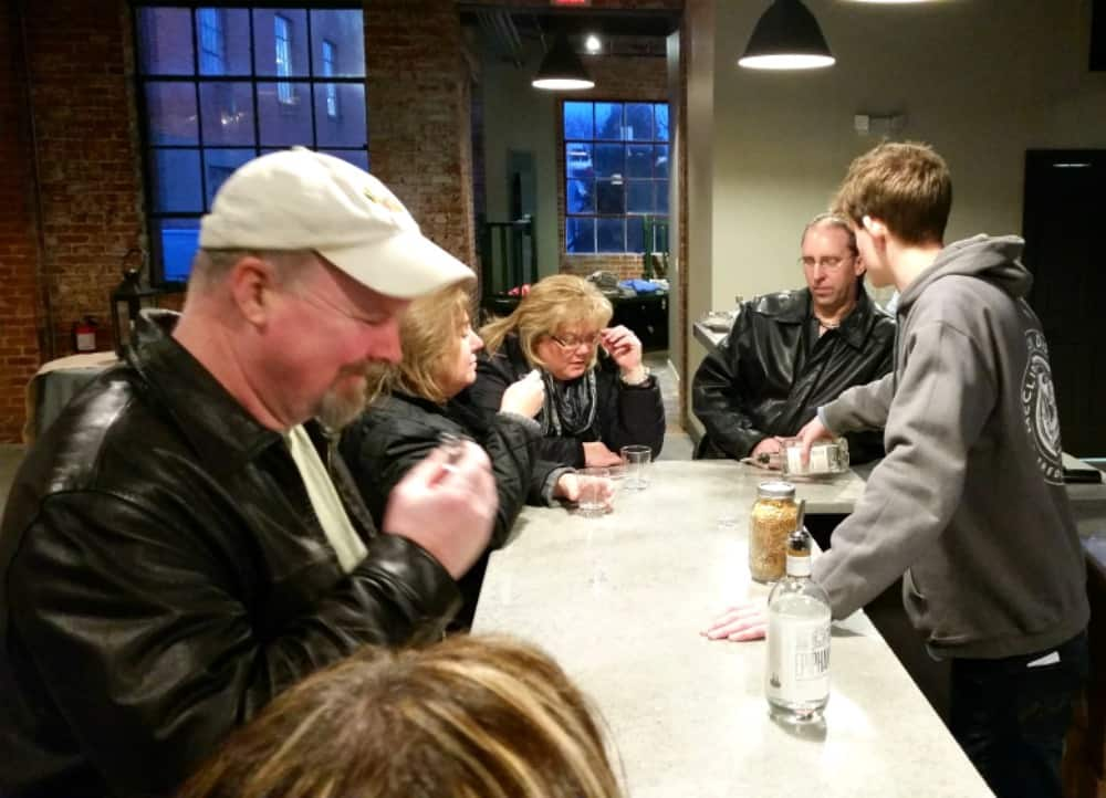 Tastings at McClintock Distilling