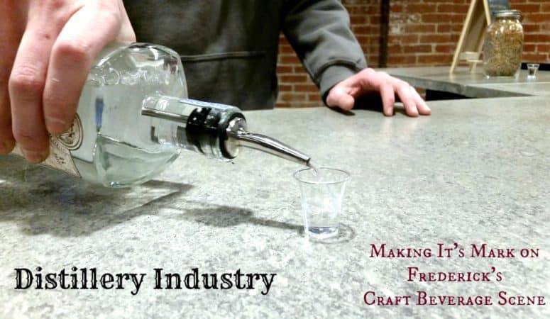 Distillery Industry Making It's Mark on Frederick's Craft Beverage Scene