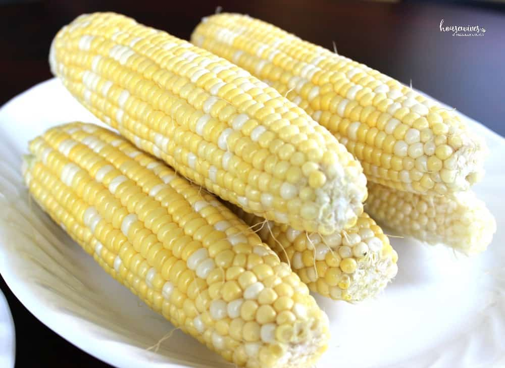 Fresh off the cob