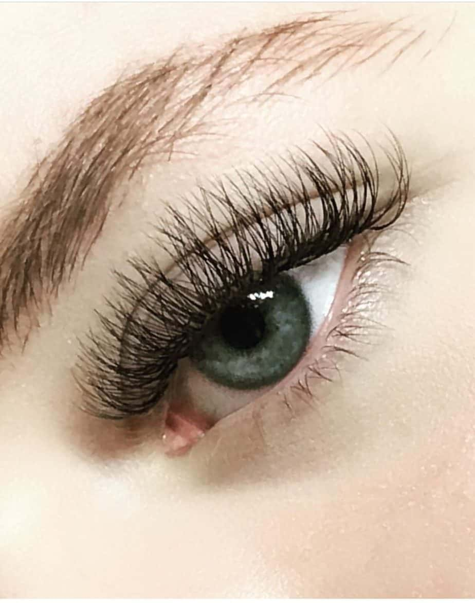 Lash Extensions in Frederick!