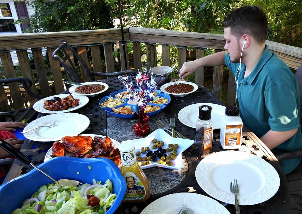 Barbecue - It's What's For Summer Dinner