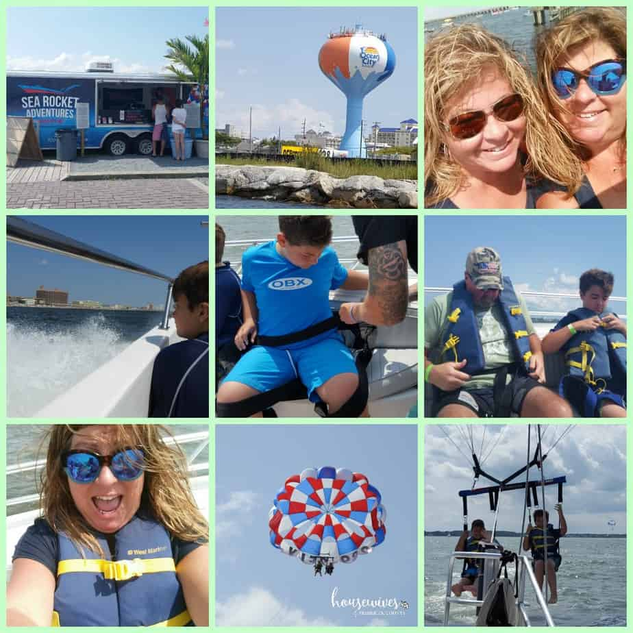 Ocean City Sea Rocket & Parasailing