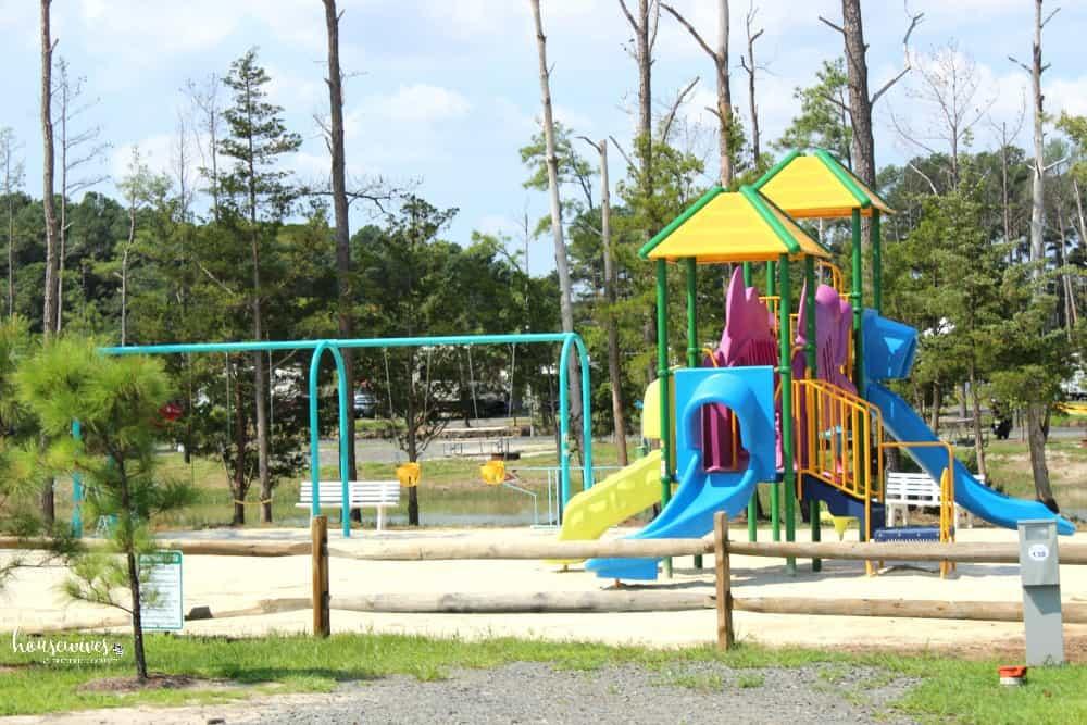 Nice playgrounds