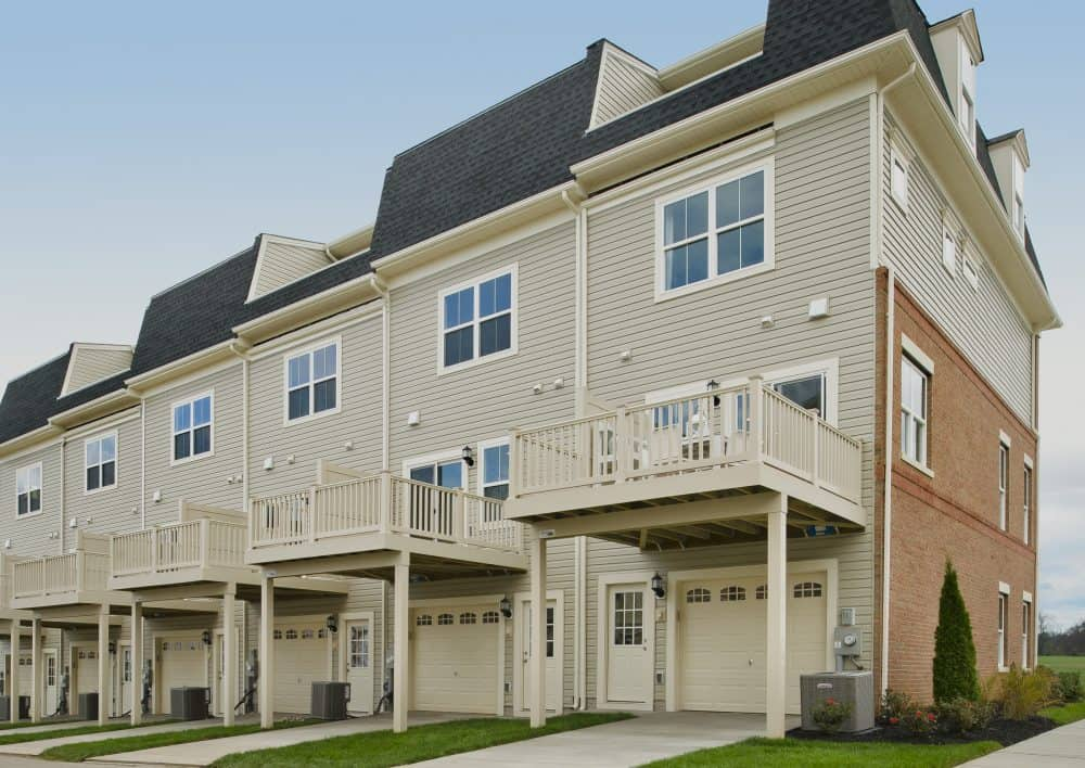 Lennar Westview South: Curb appeal since garages are on the back of the homes