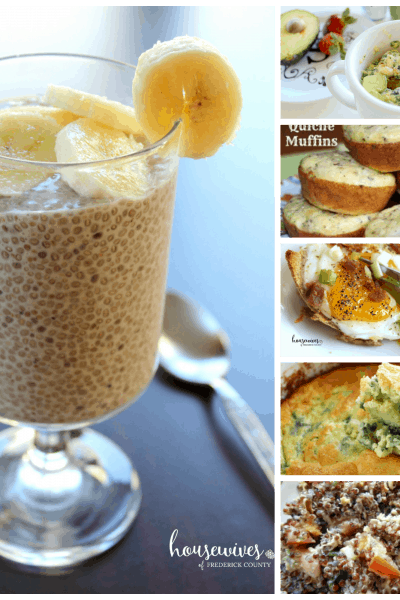 6 Weight Watchers Breakfast Ideas