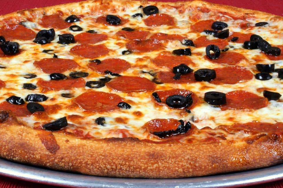 Best Pizza in Frederick, Maryland