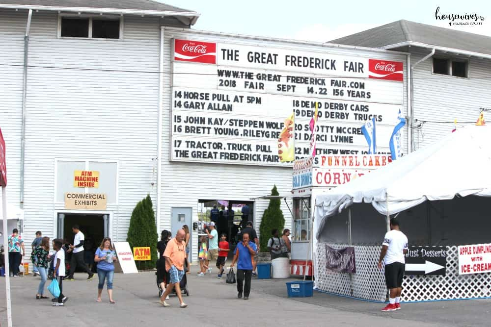 10 Reasons to Visit the Great Frederick Fair