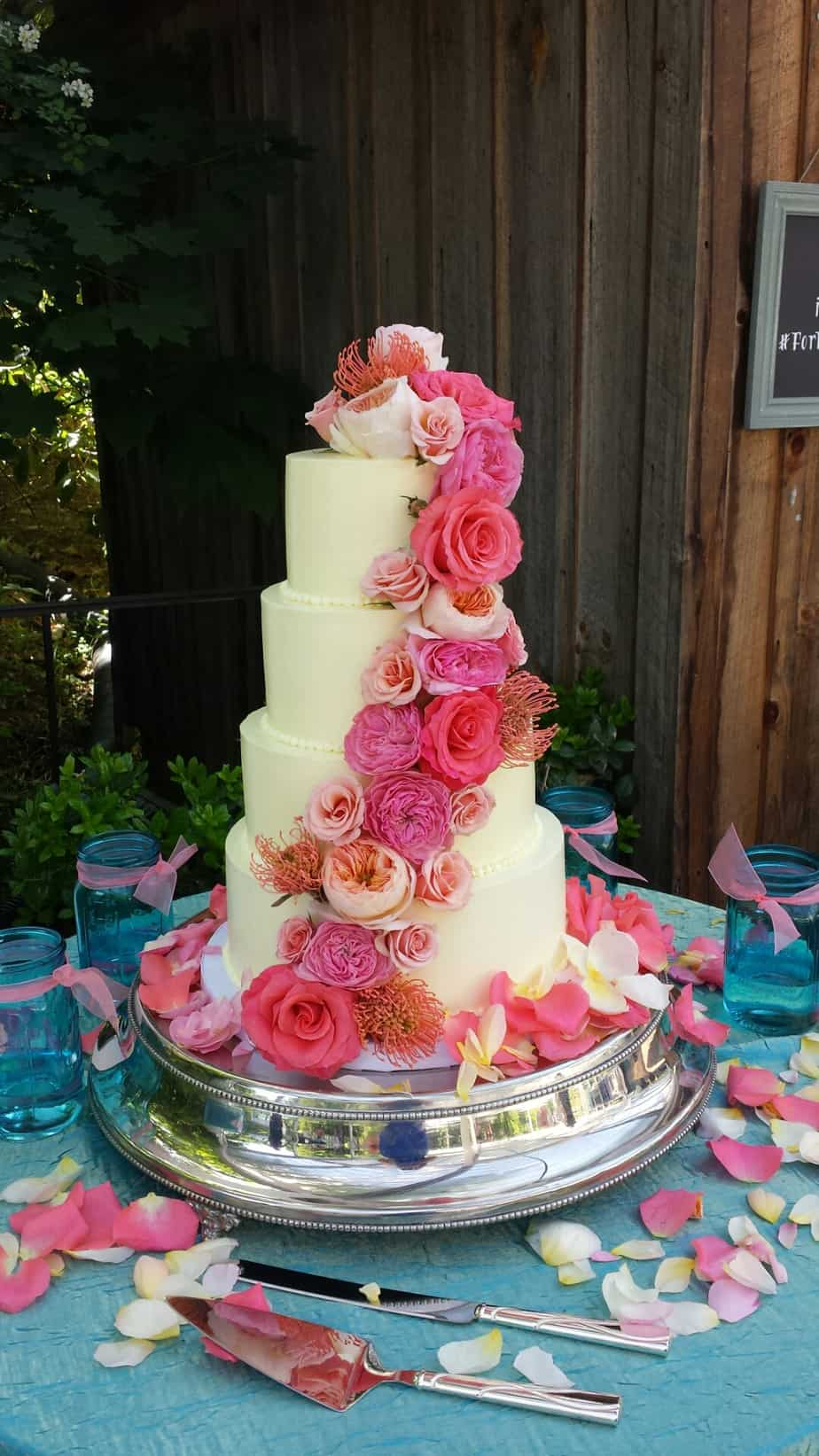 Wedding Cakes in Frederick County, Maryland