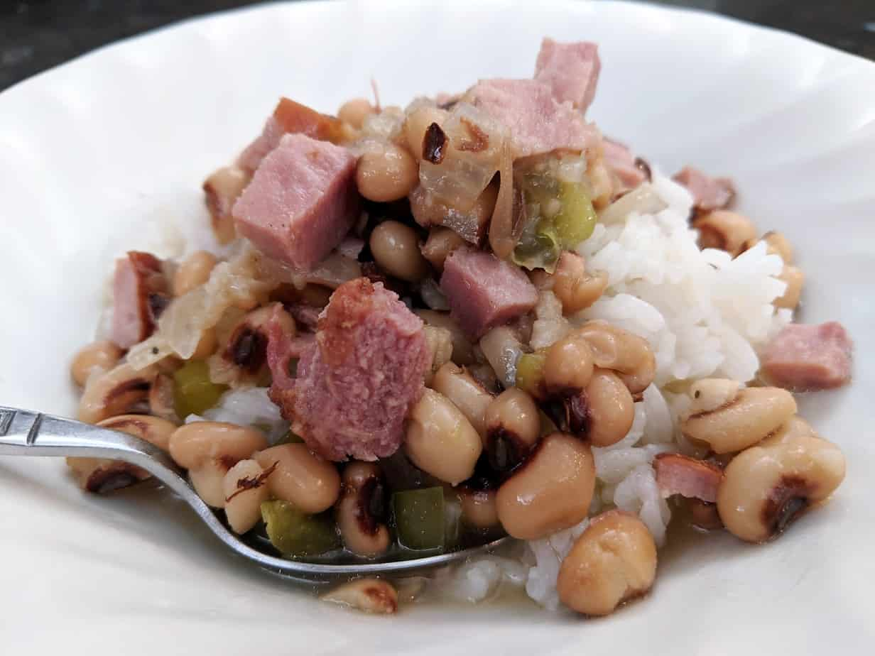 Easy Hoppin' John Recipe