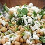 Healthy Chickpea Salad That Will Make You Happy