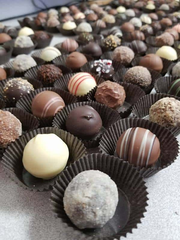 Sanborn's - Best Chocolate