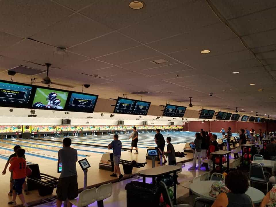 Terrace Lanes Bowling Center