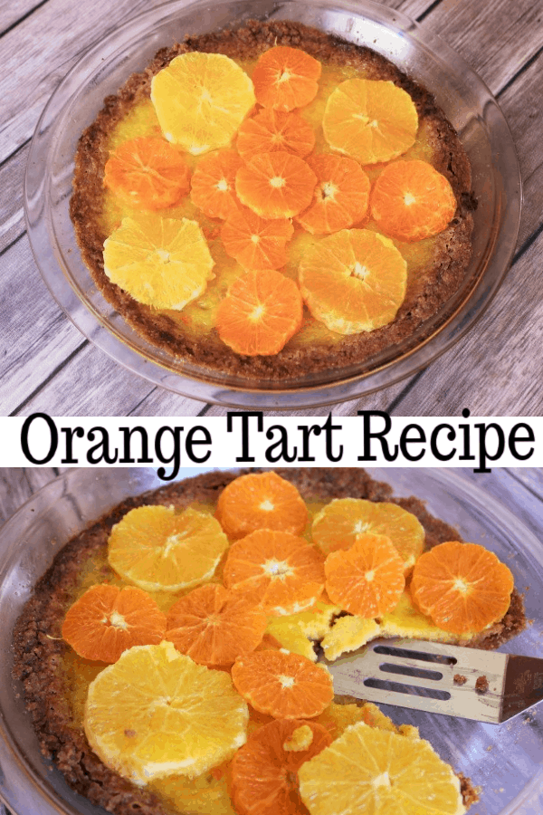 Fruit Tart Recipe with Oranges: Fresh & Easy Dessert