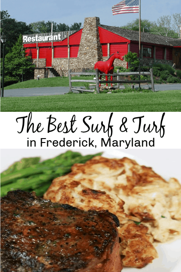 The Best Surf and Turf in Frederick, Maryland