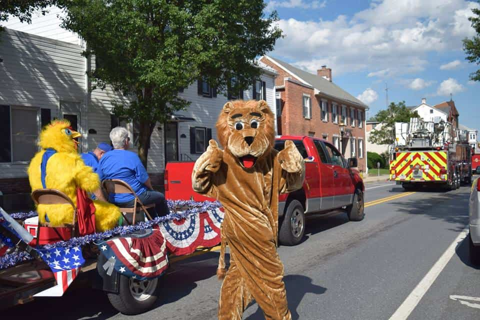 Emmitsburg Community Heritage Day