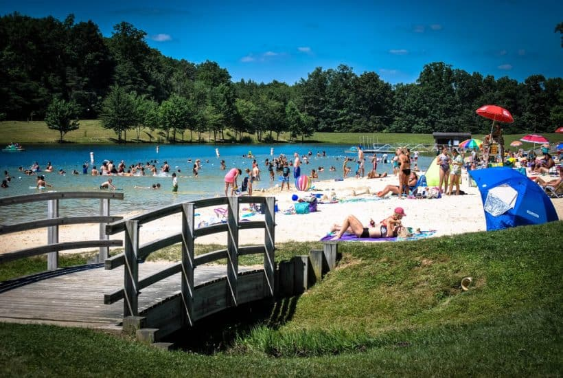 Maryland Beaches: Day Trips In & Around Frederick, Md