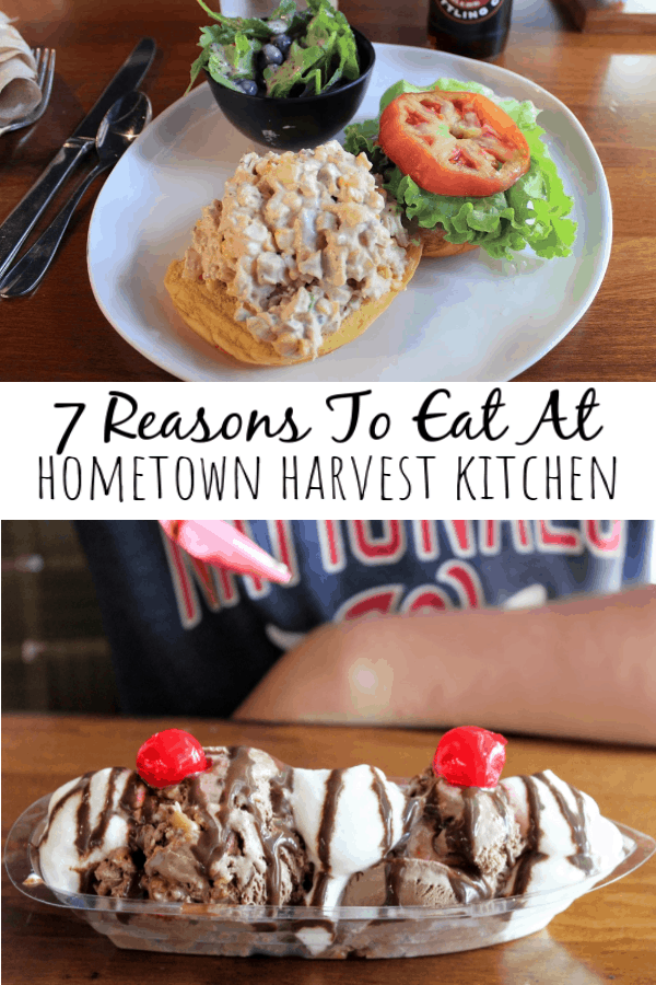 7 Reasons You Need To Eat at the New Hometown Harvest Kitchen