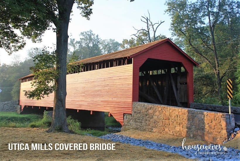 Covered Bridges in Frederick Md: Your Next Scenic Tour