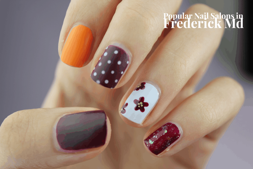 Popular Nail Salons in Frederick Md