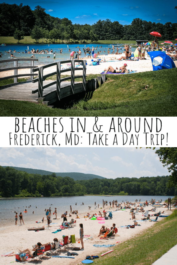 Beaches In & Around Frederick, Md: Take a Fun Day Trip!