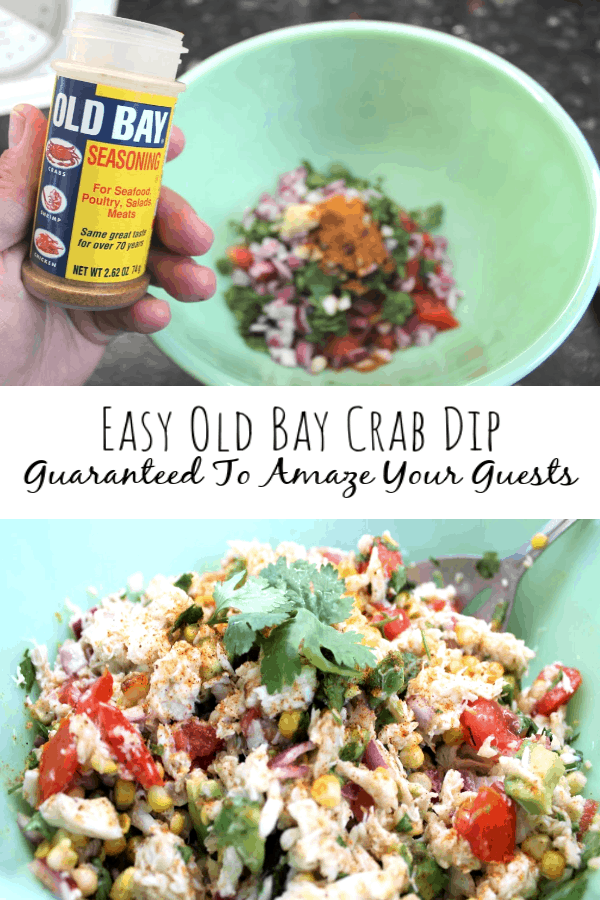 Easy Old Bay Crab Dip Guaranteed To Amaze Your Guests