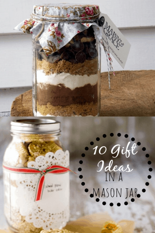 10 Awesome Gift In A Jar Ideas Housewives Of Frederick County
