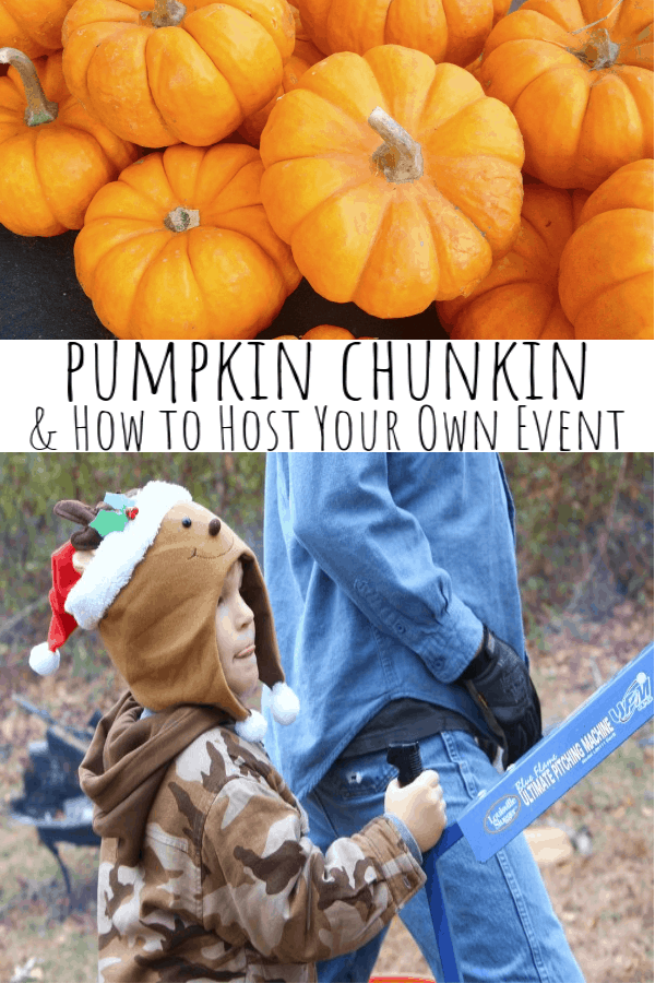 Pumpkin Chunkin & How to Host Your Own Event
