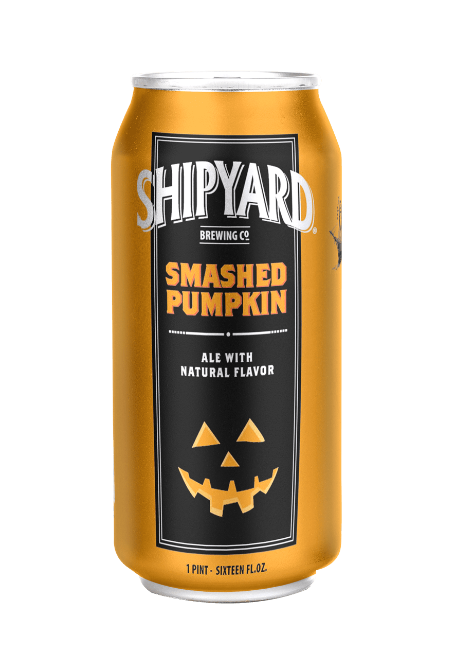 Smashed Pumpkin Beer