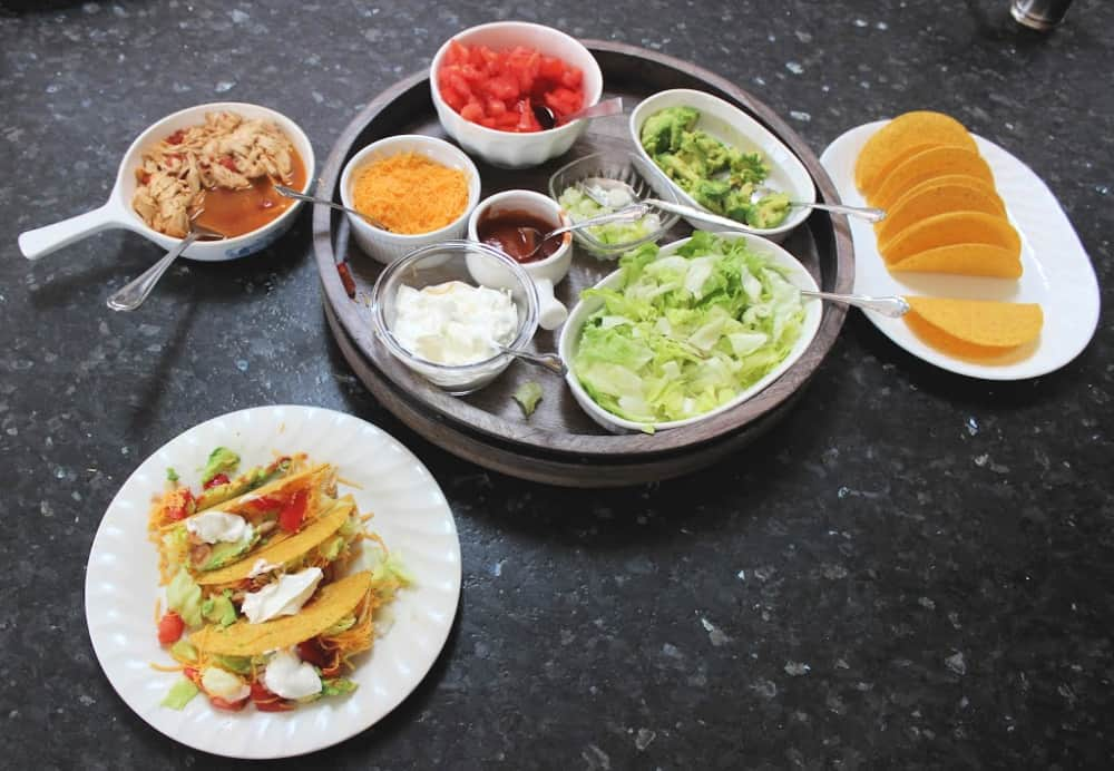Weight Watchers Shredded Chicken Tacos 5 Smartpoints Housewives Of Frederick County