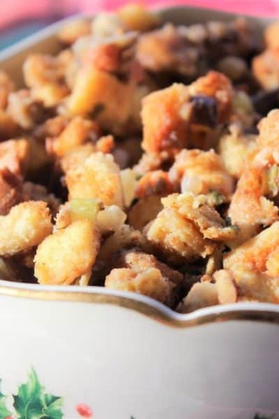 The Best Stuffing Recipe for Thanksgiving