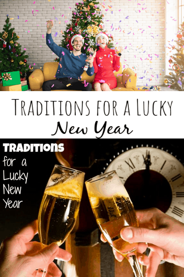 Traditions for a Lucky New Year
