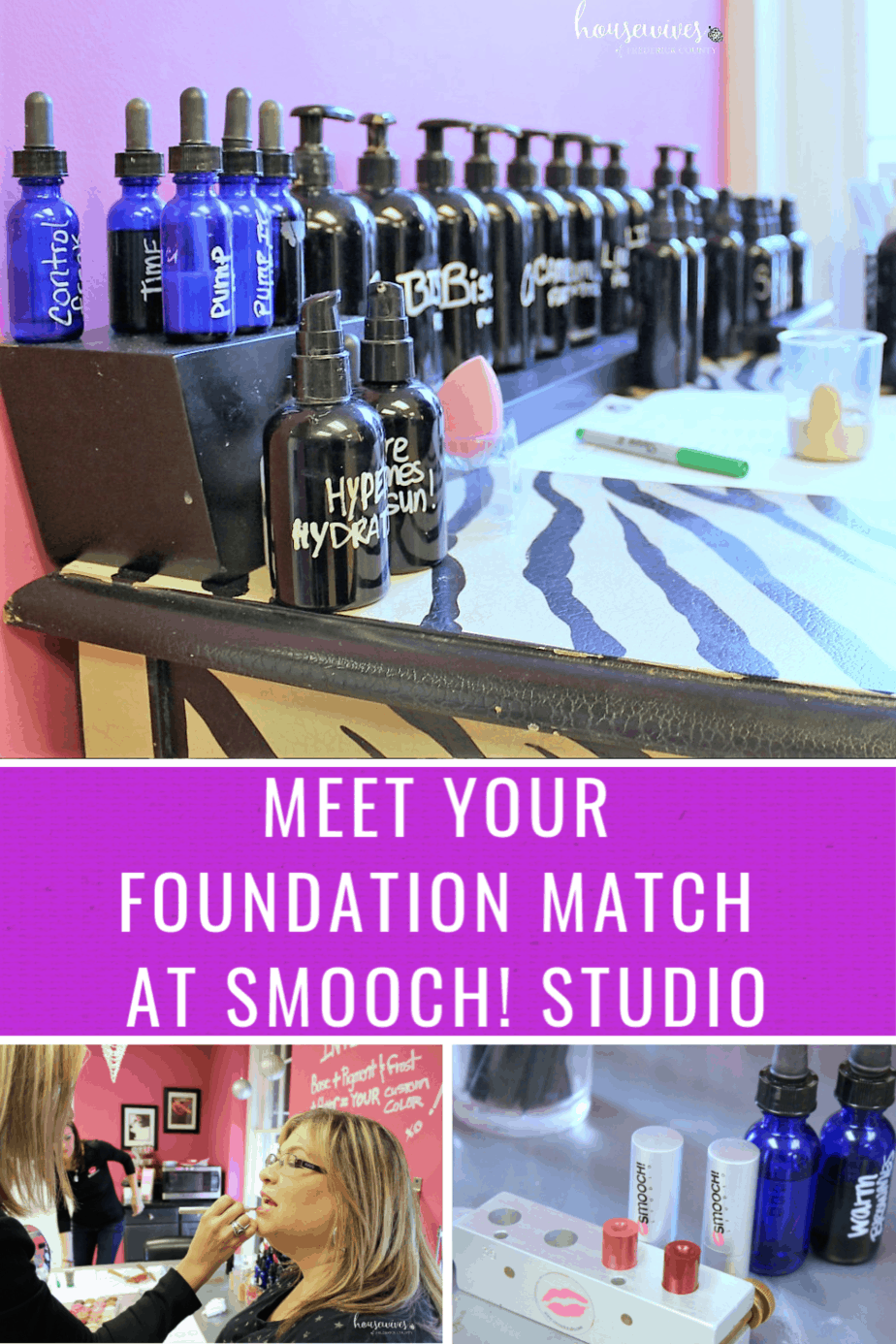 Meet Your Foundation Match at Smooch Studio: It Will Change Your Life