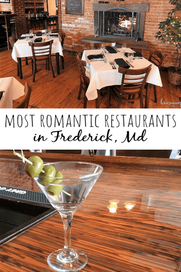 Most Romantic Restaurants in Frederick Md