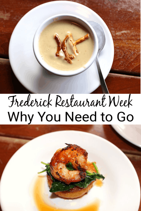 Frederick Restaurant Week: Why You Need to Go