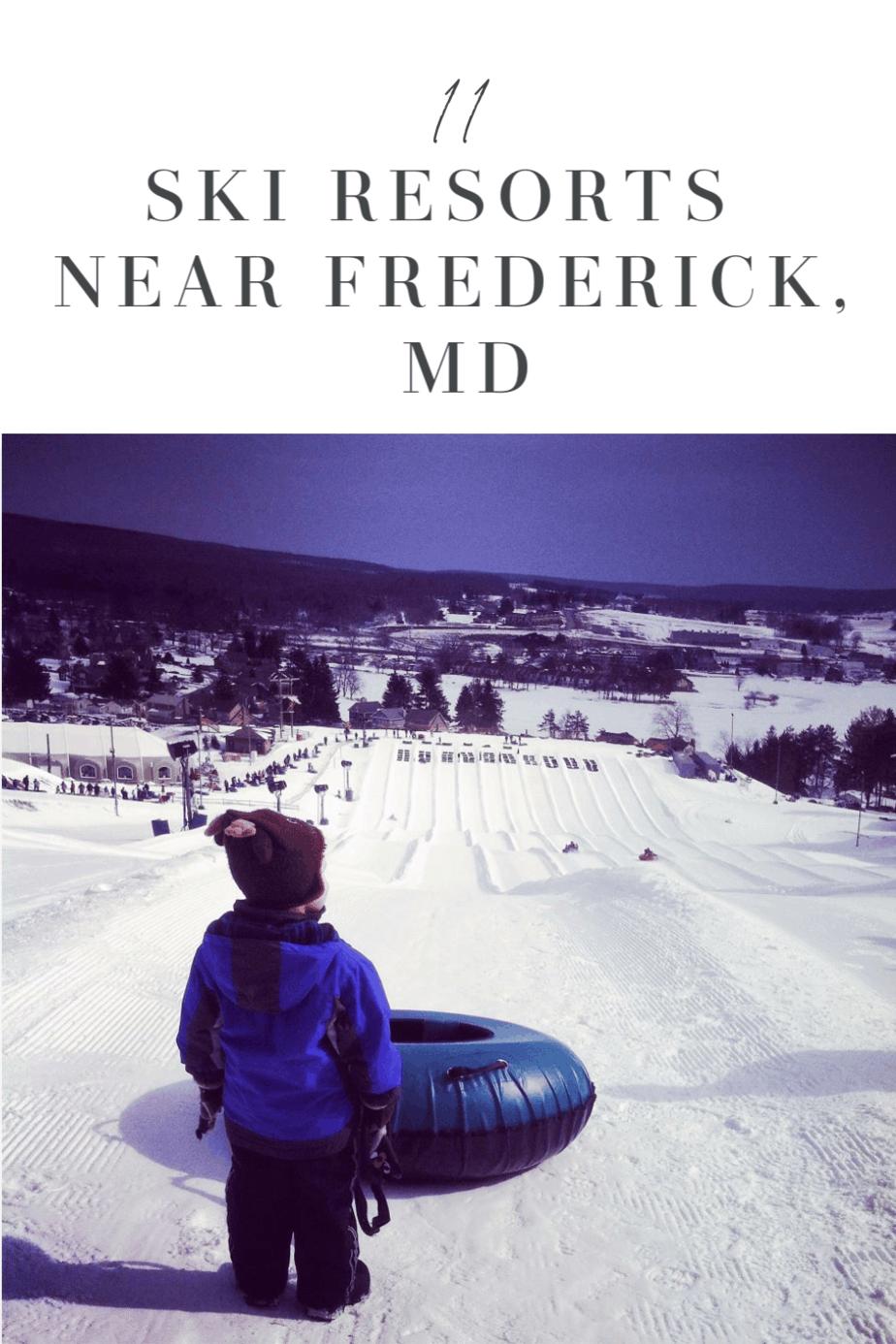 11 Ski Resorts Near Frederick, Md For A Fun Winter Day Trip