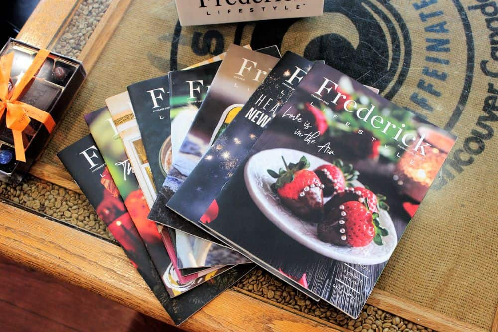 Frederick Lifestyle Magazine's Readership