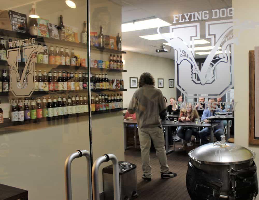 Flying Dog University