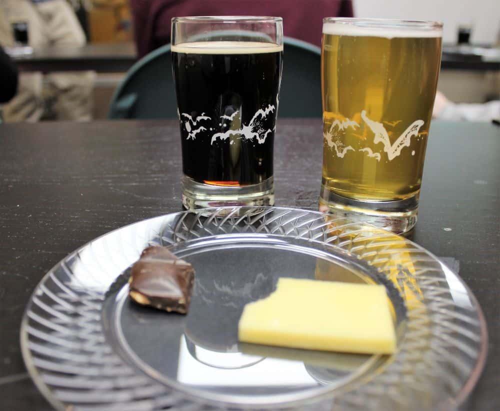 Food Beer Pairings