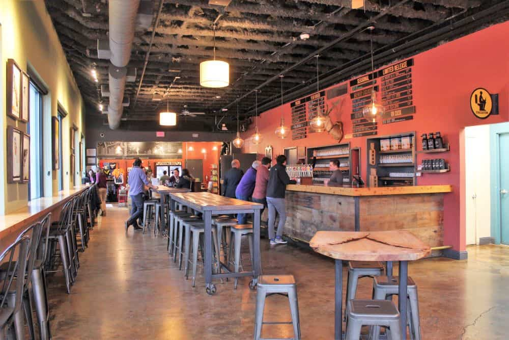 Flying Dog Brewery Tasting Room