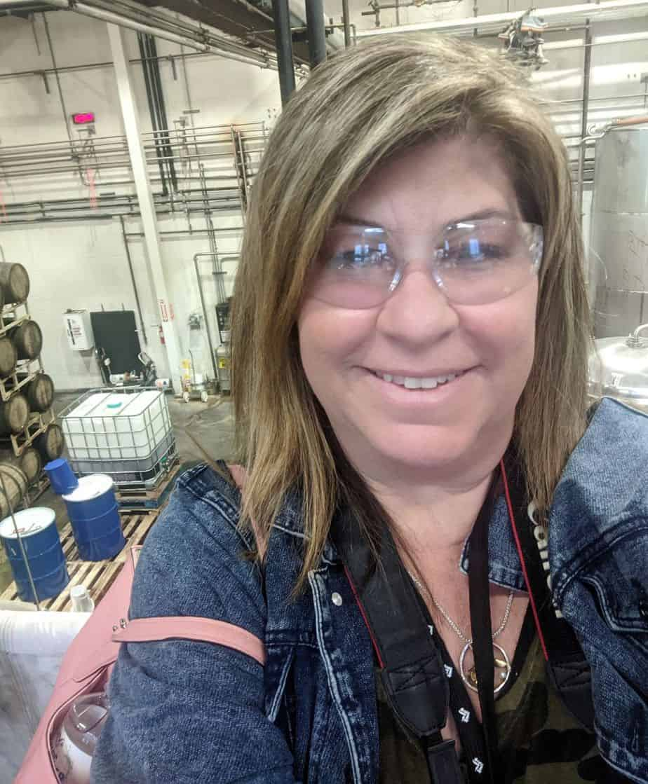 Brewery Tour Safety Glasses