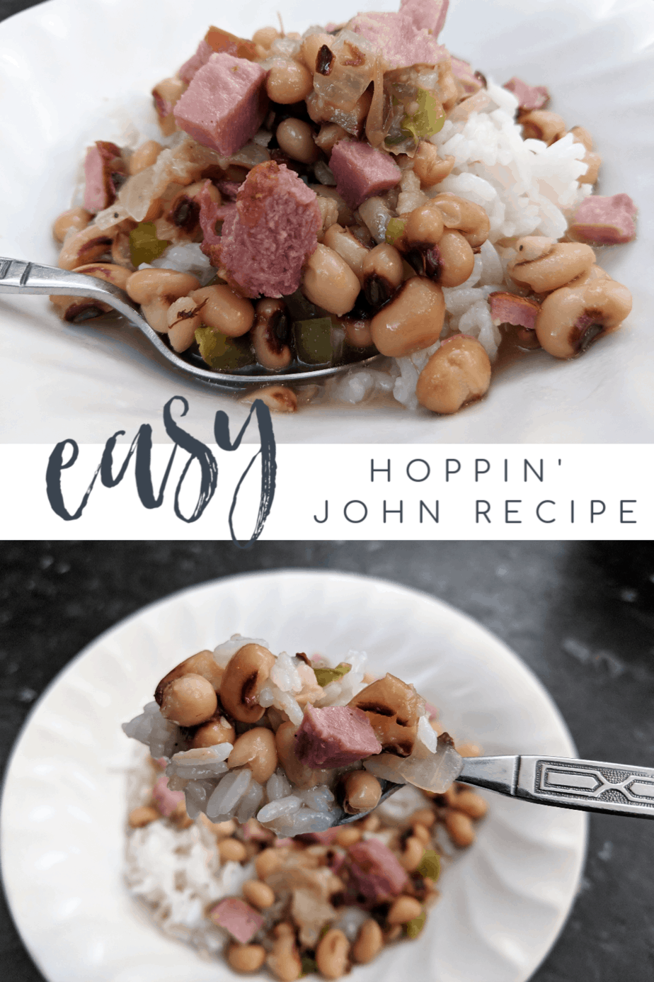 Easy Hoppin' John Recipe: A Hearty, Inexpensive Meal