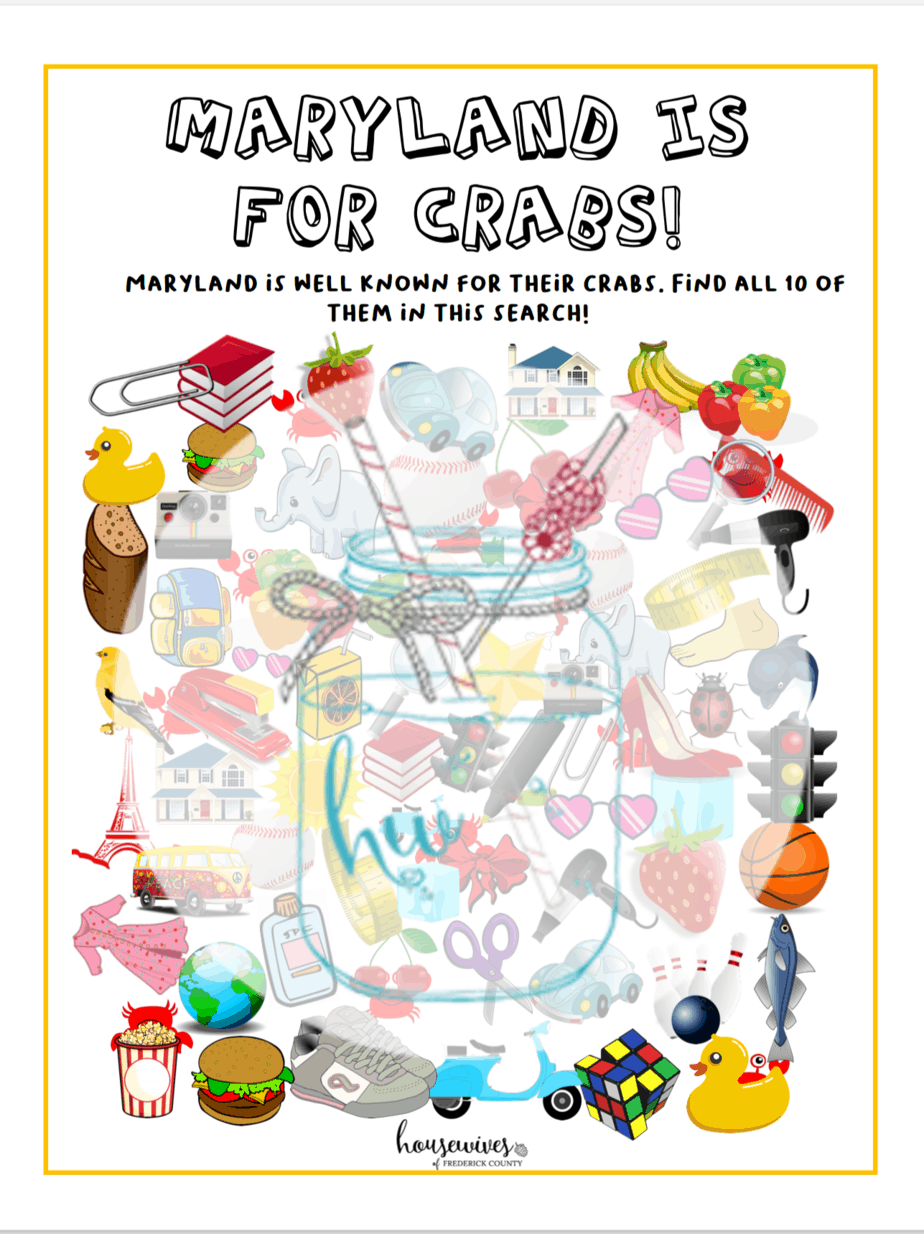 Find the crabs page