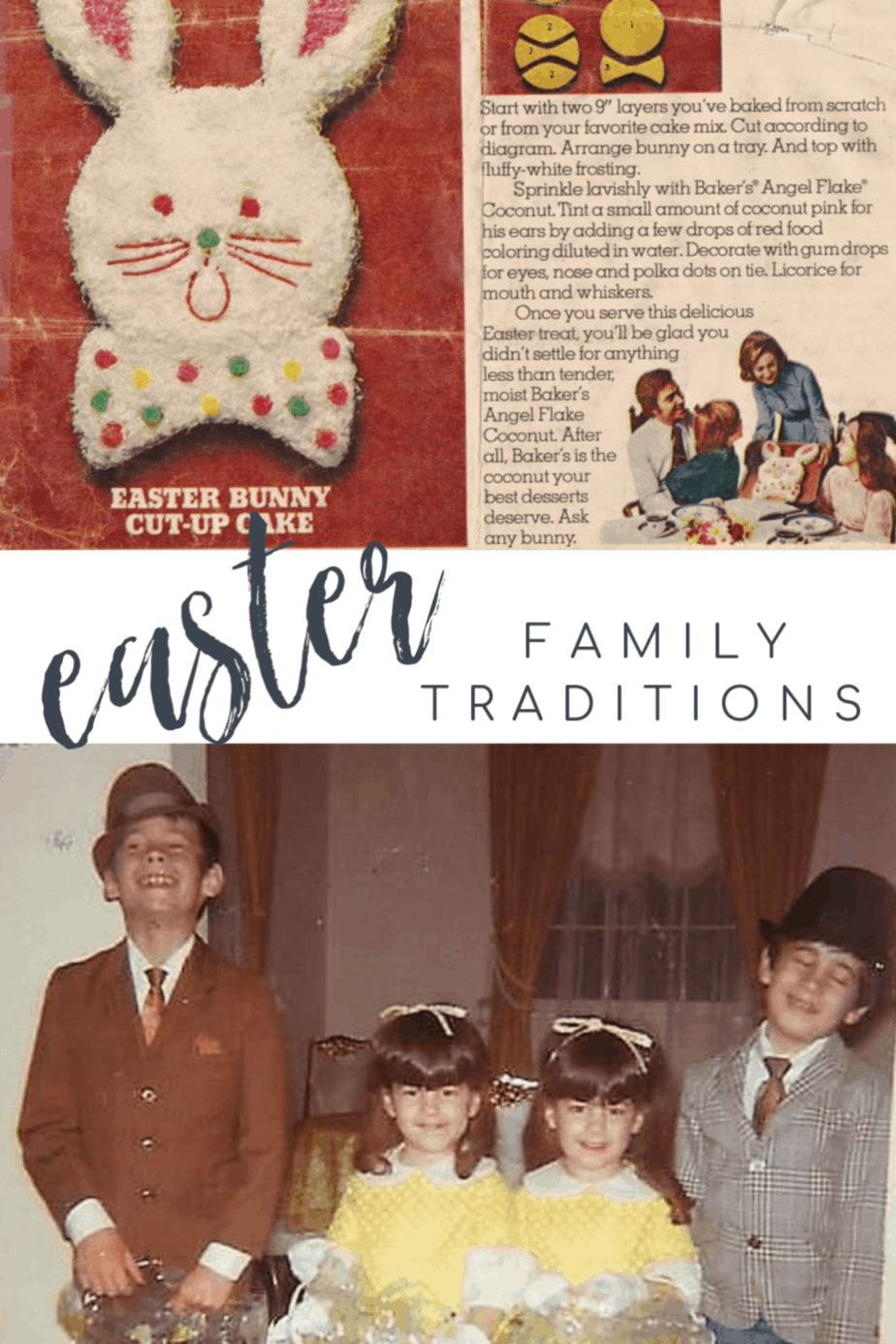 Fun Easter Traditions & Projects For the Entire Family
