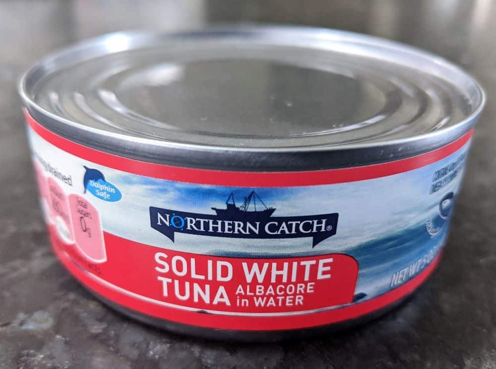 Aldi White Albacore Tuna