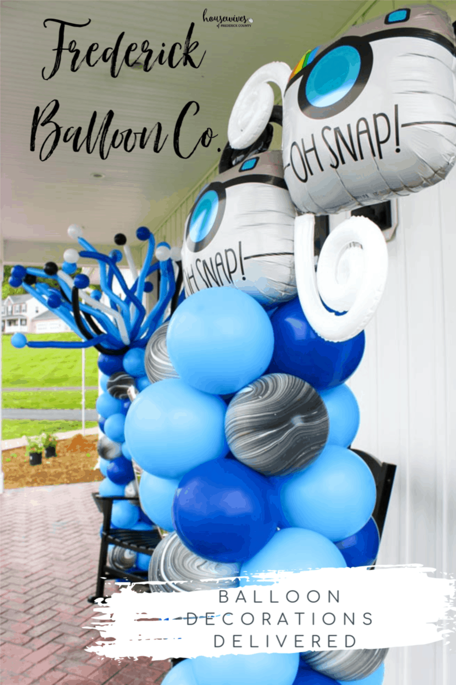 Frederick Balloon Co: Balloon Decorations Delivered!