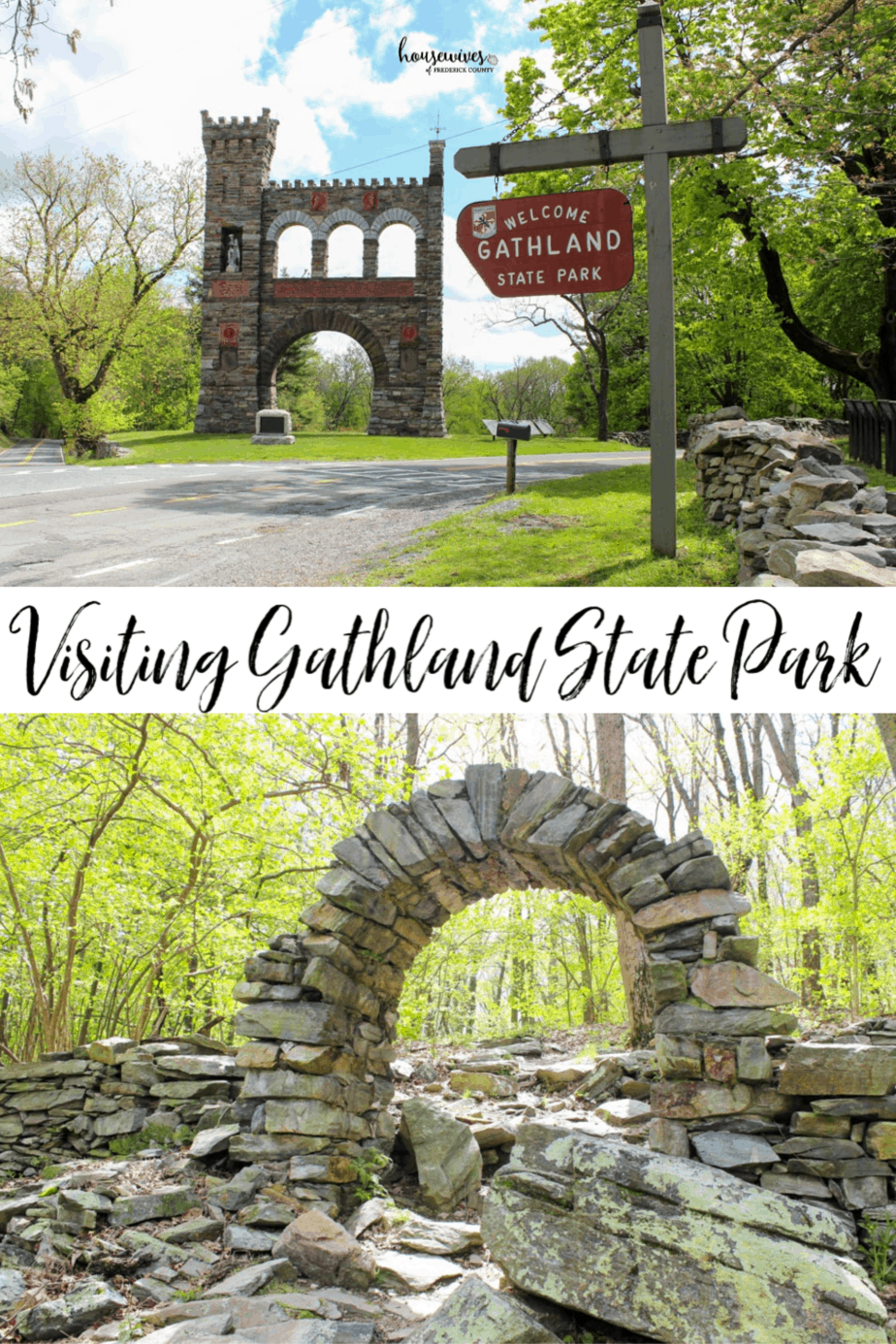 Visiting Gathland State Park & National War Correspondents Memorial Arch