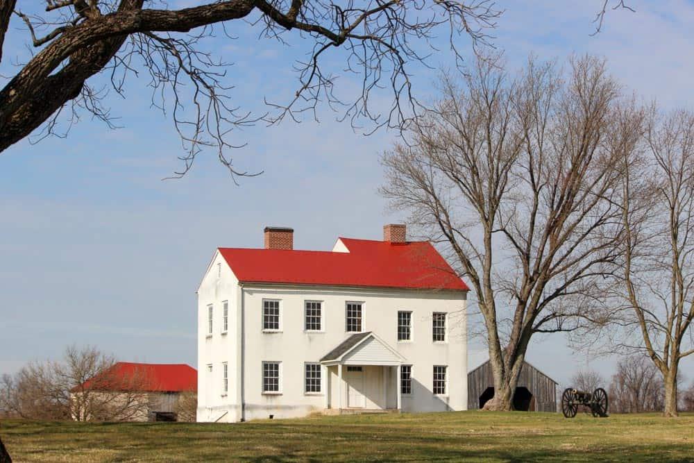 Best Farm at Monocacy National Battlefield, National Park Service
